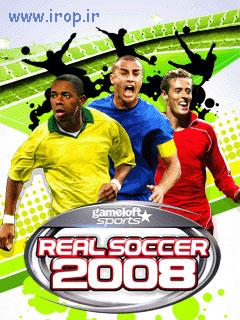 بازی زیبای Real_Football_European برای گوشی های نوکیا