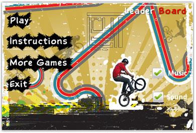 بازي فوق العاده زيباي دوچرخه سواري Psycho Cyclist v1.1.1 - آندرويد