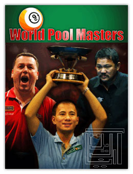 بازي بيليارد World Pool Masters با فرمت جاوا