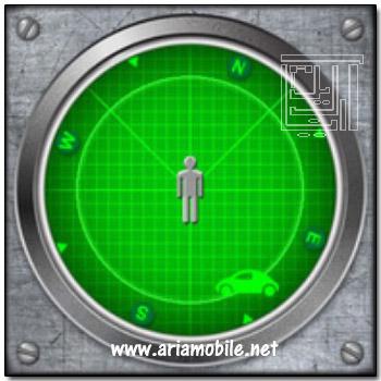 نرم افزار PARKING v2.0 – ذخیره موقعیت مکانی که ماشین خود را پارک کرده اید توسط GPS