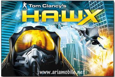بازی TOM CLANCY'S H.A.W.X HD V1.01 – سیمبین^۳ و آندروید و آی او اس