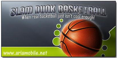 بازی Slam Dunk Basketball – آندروید و سیمبین