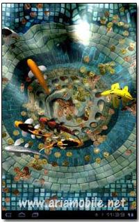 تصاویر متحرک پس زمینه برای آندروید – Live Fish Wallpaper