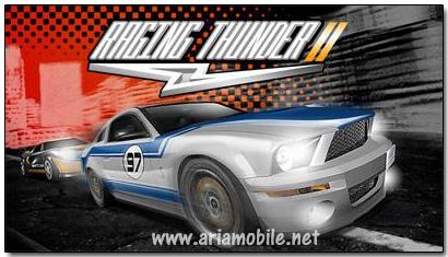 بازی Raging Thunder 2 – سیمبیان^3 و آنا و بل