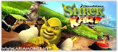بازی شرک کارتینگ Shrek Karting HD – سیمبیان
