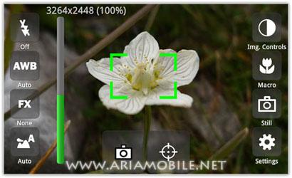 نرم افزار Camera Pro Qt-تبدیل موبایل به دوربین عکاسی فوق العاده پیشرفته و حرفه ای
