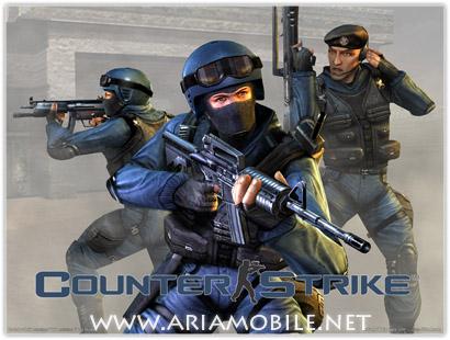 بازی ضربه نهایی Counter Strike HD – سیمبیان^3 و آنا و بل
