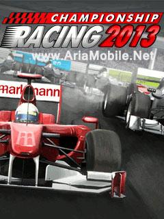 بازی مسابقات قهرمانی Championship Racing 2013 – جاوا