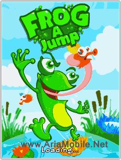 بازی پرش قورباغه Frog a Jump – جاوا
