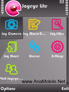 افزایش کیفیت عکس دوربین های نوکیا سری ۶۰ ورژن ۳ با Joyeye Lite v1.0.3