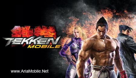 دانلود بازی بسیار زیبا و هیجانی Tekken for Mobile S60v5