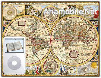 Ebook آریا موبایل