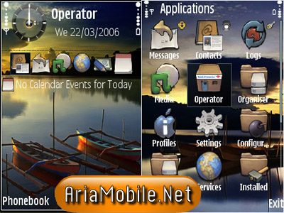s60v3 theme| ariamobile.net