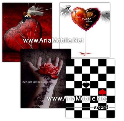 تصاویر عاشقانه و فانتزی برای موبایل در ابعاد 320x240