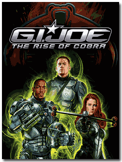 بازي G.I.Joe The Rise of Cobra جاوا