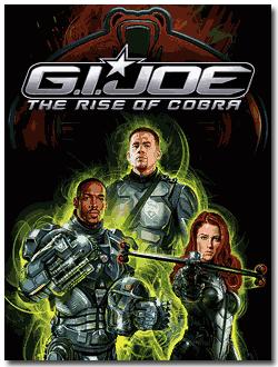 بازي G.I.Joe The Rise of Cobra جاوا