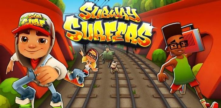 دانلود بازی Subway Surfers 1.54.0