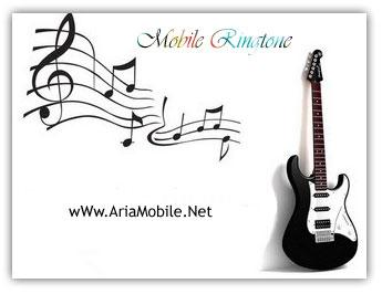 مجموعه زنگ خور موبایل  - رینگتون ملایم و جدید گیتار برای موبایل - اختصاصی